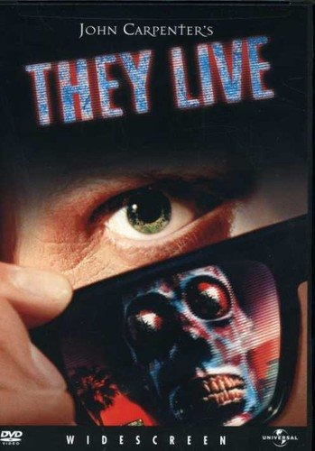 dvd :   - they live (, dolby, widescreen)