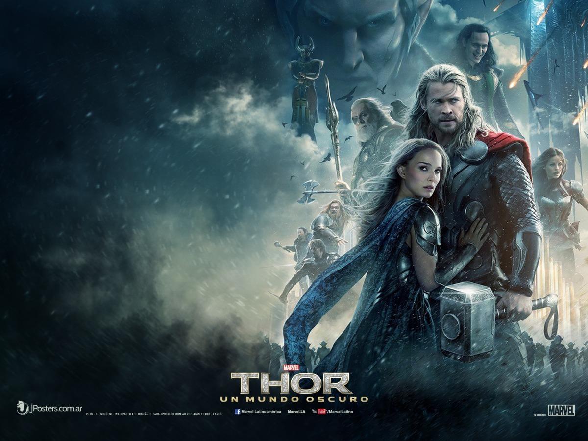 Dvd Thor 2 Un Mundo Oscuro - $ 175,00 en Mercado Libre