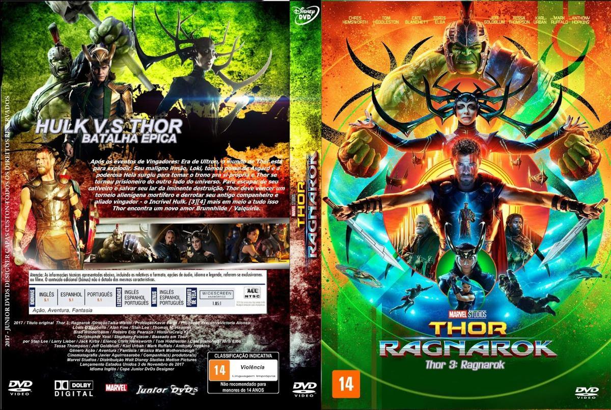 Thor ragnarok dublado torrent