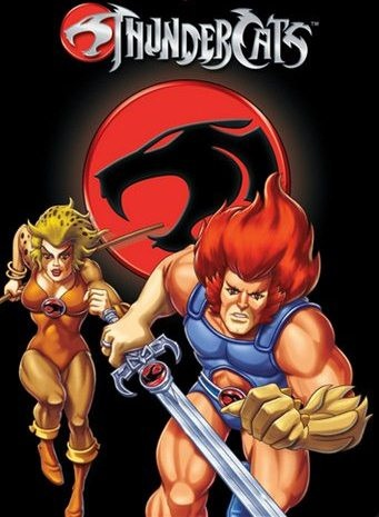 dvd thundercats dublado