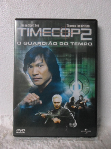 dvd timecop 2