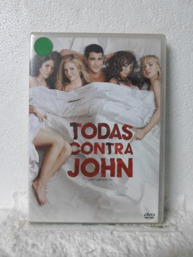 dvd todas contra john - original