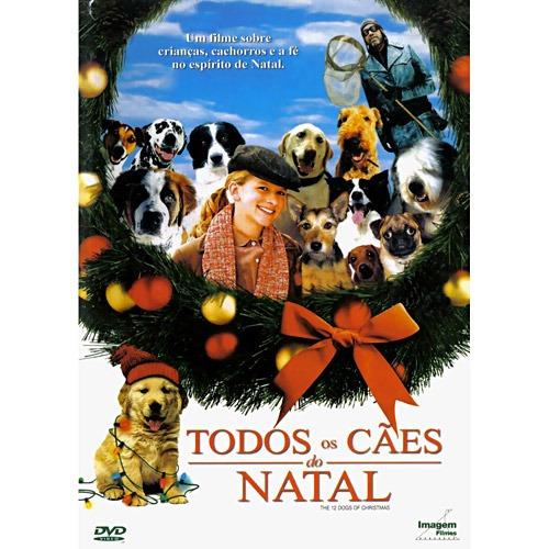 dvd - todos os cães do natal - john billingsley