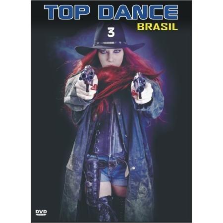 dvd top dance brasil 3 (original e lacrado)