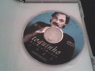 dvd toquinho musicalmente 1983 - gravado na suiça