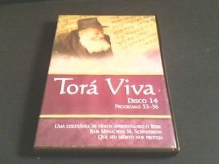dvd torá viva -  vol 14