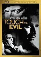 dvd - touch of evil (1958) (2 dvd's) semilla de maldad
