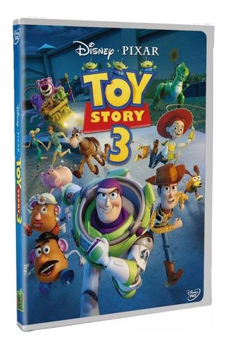 dvd toy story 1, 2 y 3