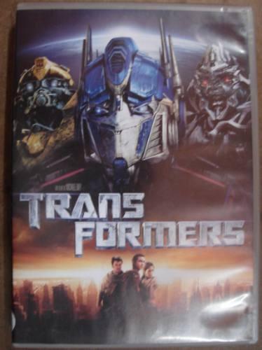 dvd transformers g4