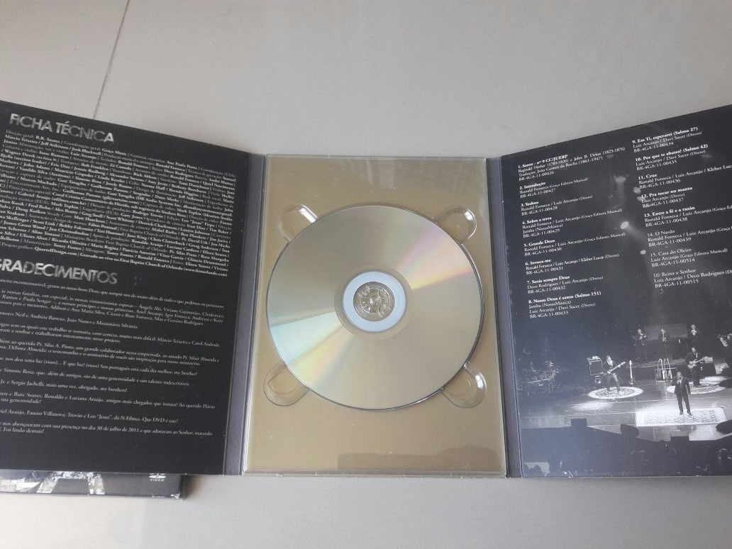 dvd trazendo a arca em orlando gratis