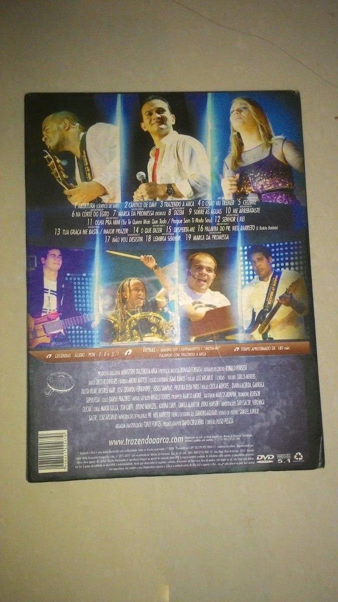 dvd trazendo a arca maracanazinho gratis