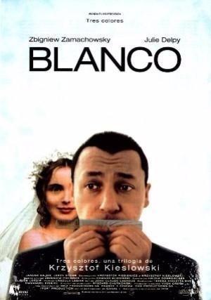 dvd tres colores: blanco