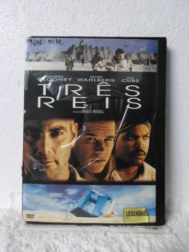dvd tres reis