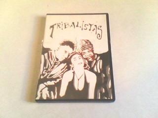 dvd tribalistas (edição com encarte interno)