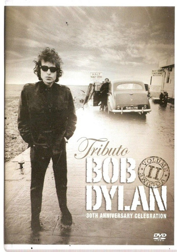 dvd tributo a bob dylan volume 2 novo e lacrado