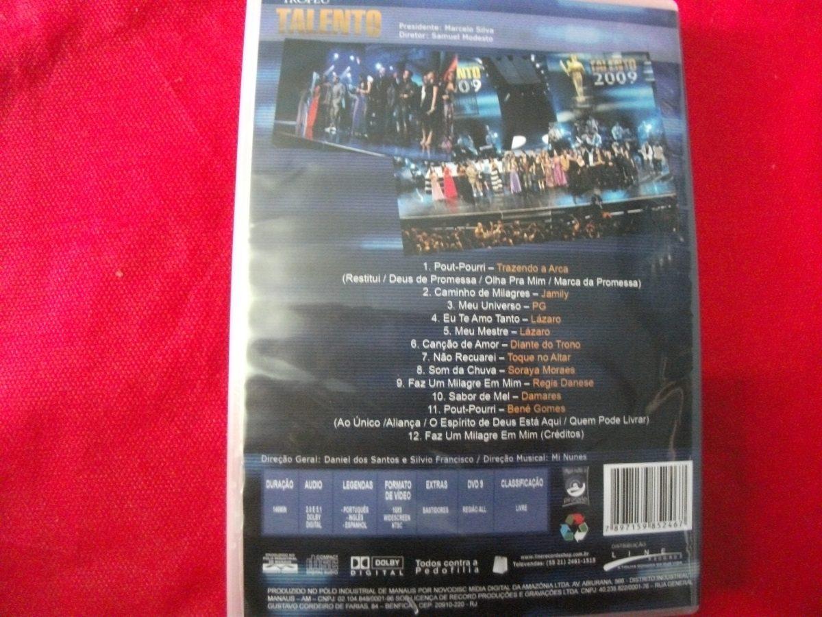 dvd trofeu talento 2009 gratis