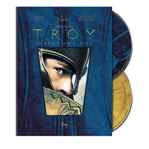 dvd : troy (2004) (director's cut / edition, collector's...