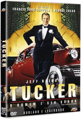 dvd tucker - o homem e seu sonho - classicline bonellihq m20