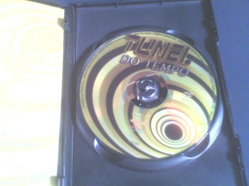 dvd tunel do tempo - band music (com encarte interno)