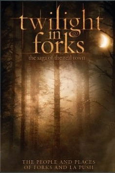 dvd: twilight in forks, the saga of the real town original