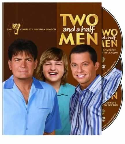 dvd : two and a half men: the complete seventh season (,...
