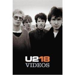 dvd - u2 - 18 videos - novo e lacrado