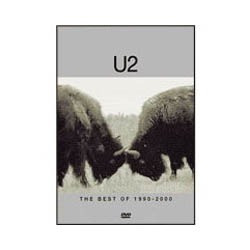 dvd- u2 - the best of 1990 - 2000 - lacrado !!!