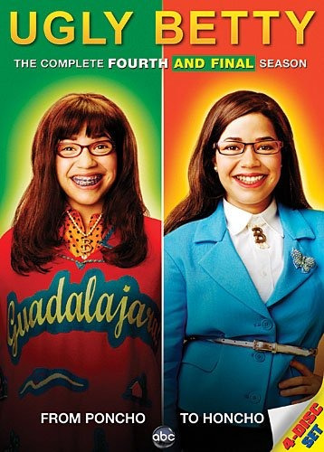 dvd : ugly betty: the complete fourth and final   ( oferta )