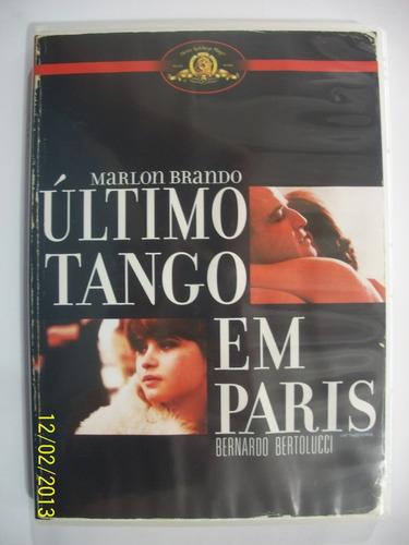 dvd - último tango em paris