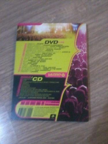 dvd ultra music fetival
