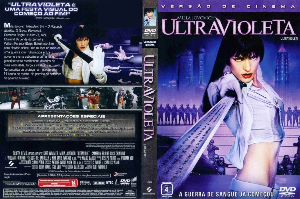 ultravioleta filme completo dublado