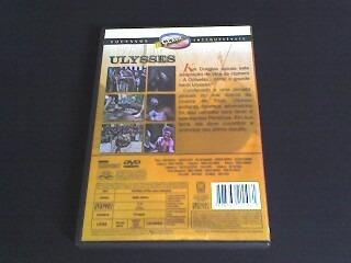 dvd ulysses fora de catálogo