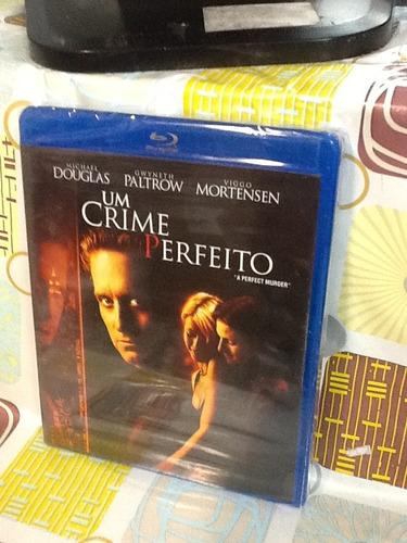 dvd um crime perfeito