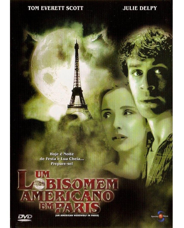 Resultado de imagem para Um Lobisomem Americano em Paris
