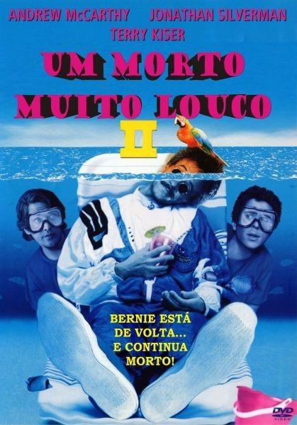 Dvd Um Morto Muito Louco 2 1993 Dublado Frete Grátis - R$ 26,99 em ...