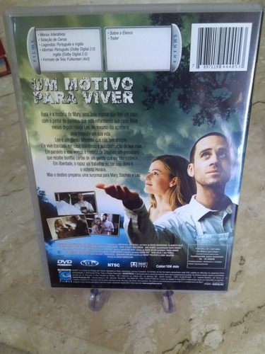 dvd-um motivo para viver