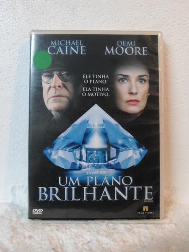dvd um plano brilhante - original