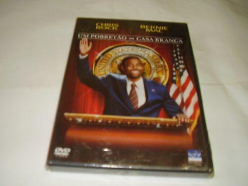 dvd um pobretão na casa branca (head of state) - vitorsvideo