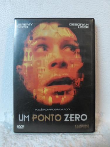 dvd um ponto zero - original
