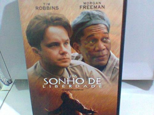dvd um sonho de liberdade @ -2005-   (frete grátis)