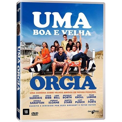 dvd uma boa e velha orgia
