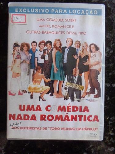 dvd uma comédia nada romântica
