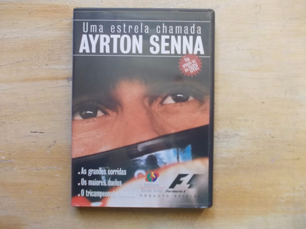 gratis dvd uma estrela chamada ayrton senna