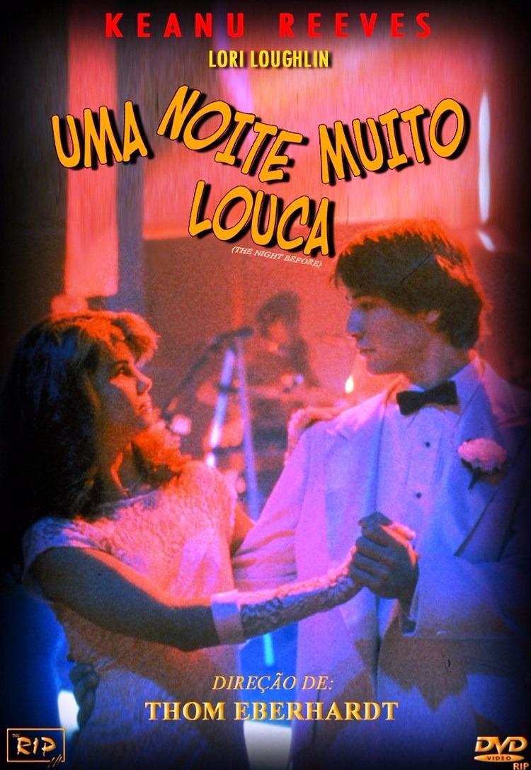 Dvd Uma Noite Muito Louca 1988 Dublado Frete Fixo - R$ 22,99 em ...