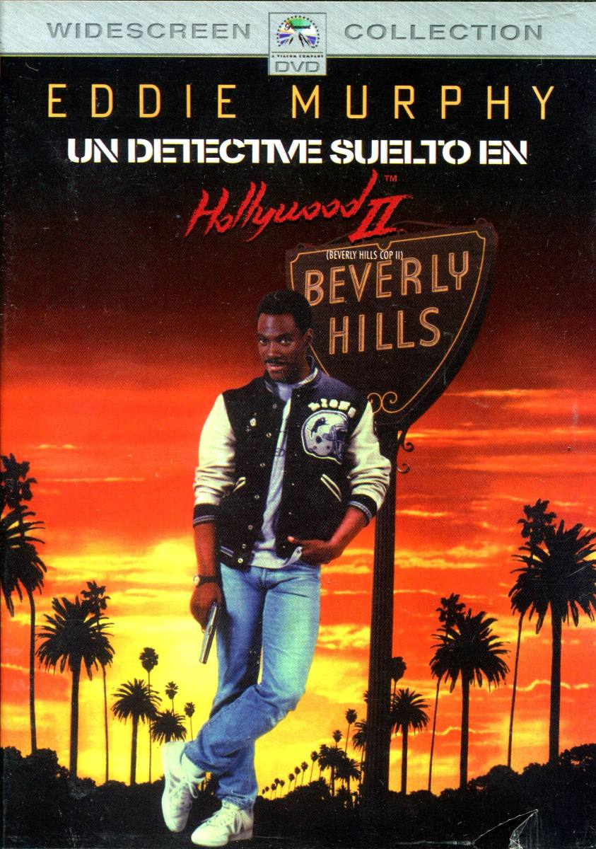 dvd un detective suelto en hollywood 2 beverly hills cop