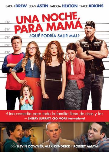 dvd una noche para mama pelicula
