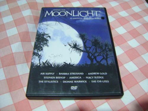 dvd under the moonlight varios artistas musica romantica int
