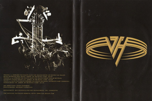 dvd van halen - video hits volume 1