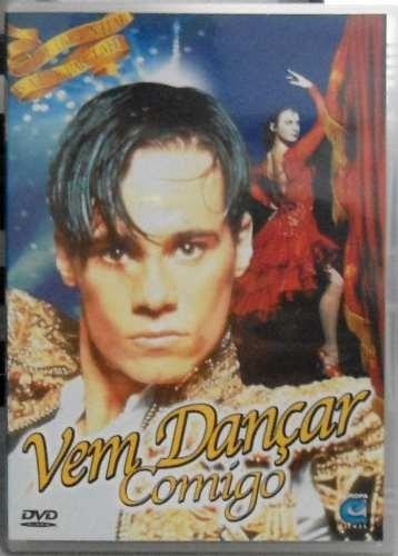 dvd - vem dançar