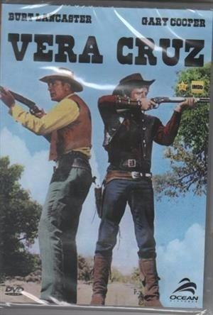 dvd vera cruz, c sara montiel, gary cooper, burt lancaster +